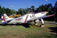 401 - Museo del Aire Havana 5.12.03 - by leo larsen