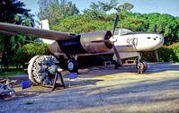 937 - Museo del Aire Havana 5.12.03 - by leo larsen