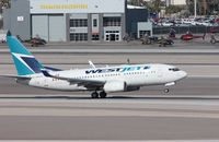 C-GWSO @ KLAS - Boeing 737-700 - by Mark Pasqualino