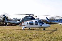 EI-NTH @ EGBC - Agusta A.109E Power [11651] Cheltenham~G 16/03/2010