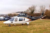 EI-NTH @ EGBC - Agusta A.109E Power [11651] Cheltenham~G 17/03/2010