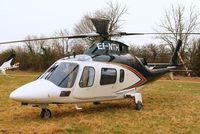 EI-NTH @ EGBC - Agusta A.109E Power [11651] Cheltenham~G 18/03/2010