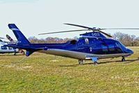 G-IOOZ @ EGBC - Agusta A.109S Grand [22090] Cheltenham~G 16/03/2010