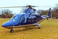 G-IOOZ @ EGBC - Agusta A.109S Grand [22090] Cheltenham~G 18/03/2010