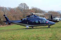 G-IOOZ @ EGBC - Agusta A.109S Grand [22090] Cheltenham~G 15/03/2011