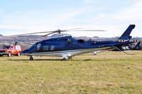 G-CDWY @ EGBC - Agusta A.109S Grand [22011] Cheltenham~G 16/03/2010