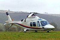 G-CGRI @ EGBC - Agusta A.109S Grand [22003] Cheltenham~G 14/03/2008