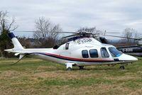 G-CGRI @ EGBC - Agusta A.109S Grand [22003] Cheltenham~G 13/03/2009