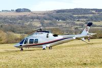 G-CGRI @ EGBC - Agusta A.109S Grand [22003] Cheltenham~G 16/03/2010