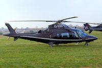 G-EMHC @ EGBC - Agusta A.109E Power [11721] Cheltenham~G 15/03/2011