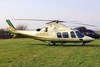 G-FUFU @ EGBC - Agusta A.109S Grand [22058] (Air Harrods) Cheltenham~G 17/03/2011