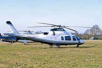 G-GCMM @ EGBC - Agusta A.109 Power Elite [11158] Cheltenham~G 16/03/2010
