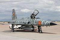 761564 @ KIWA - Northrop F-5N, Mesa Gateway - by Larry M. Hutchinson