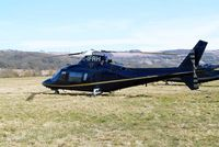 G-IFRH @ EGBC - Agusta A.109C [7619] Cheltenham~G 16/03/2010