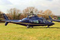 G-IFRH @ EGBC - Agusta A.109C [7619] Cheltenham~G 18/03/2011 - by Ray Barber