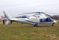 G-IWRB @ EGBC - Agusta A.109A-2 [7386] Cheltenham~G 19/03/2010