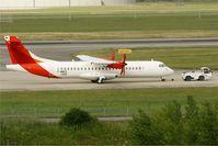 F-WWEE @ LFBO - ATR 72-600, Toulouse-Blagnac Airport (LFBO-TLS) - by Yves-Q