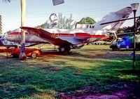 14-41 - Museo del Aire Havana 5.12.03 - by leo larsen