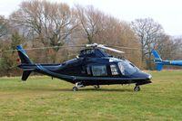 G-MDPI @ EGBC - Agusta A.109A-2 [7393] Cheltenham~G 15/03/2011