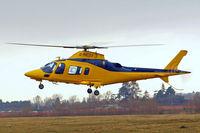 G-MEDX @ EGBC - Agusta A.109E Power Elite [11745] Cheltenham~G 17/03/2010