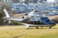 G-MUMU @ EGBC - Agusta A.109S Grand [22073] Cheltenham Racecourse~G 16/03/2010