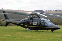 G-ONEL @ EGBC - Agusta A.109C MAX [7630] Cheltenham~G 13/03/2008
