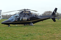 G-ONEL @ EGBC - Agusta A.109C MAX [7630] Cheltenham~G 14/03/2008