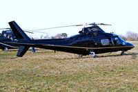 G-ONEL @ EGBC - Agusta A.109C MAX [7630] Cheltenham~G 16/03/2010