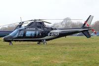 G-STNS @ EGBC - Agusta A-109A-II [7324] Cheltenham~G 14/03/2008