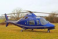 G-TGRA @ EGBC - Agusta A.109A [7201] Cheltenham~G 18/03/2010