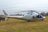 G-TMUR @ EGBC - Agusta A-109A-II [7289] Cheltenham~G 19/03/2010