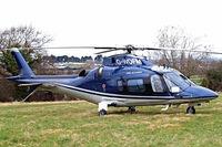 G-WOFM @ EGBC - Agusta A.109E Power [11678] Cheltenham~G 13/03/2009