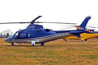 G-WOFM @ EGBC - Agusta A.109E Power [11678] Cheltenham~G 17/03/2010