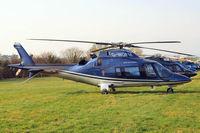 G-WOFM @ EGBC - Agusta A.109E Power [11678] Cheltenham~G 17/03/2011