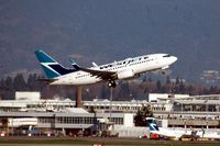 C-FIWS @ YVR - Departure from YVR - by metricbolt