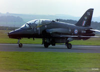 XX199 @ EGQS - Seen taxying at RAF Lossiemouth whilst coded TG with 74 Sqn RAF - by Clive Pattle