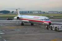 UNKNOWN @ MMMX - American Airlines DC-9 at Mexico - by Michel Teiten ( www.mablehome.com )
