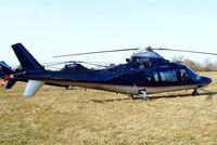 G-ZIZZ @ EGBC - Agusta A.109A-2 [7390] Cheltenham~G 16/03/2010