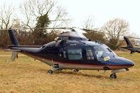 G-ZIZZ @ EGBC - Agusta A.109A-2 [7390] Cheltenham~G 17/03/2010