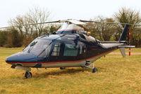 G-ZIZZ @ EGBC - Agusta A.109A-2 [7390] Cheltenham~G 18/03/2010