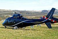 N109TF @ EGBC - Agusta A.109A-2 [7328] Cheltenham Racecourse~G 16/03/2010