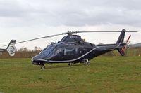 N109TF @ EGBC - Agusta A.109A-2 [7328] Cheltenham Racecourse~G 12/03/2013