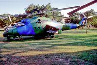 12 - Museo del Aire Havana 5.12.03 - by leo larsen