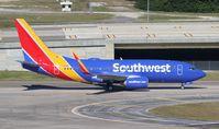 N559WN @ TPA - Southwest 737-700