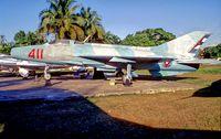 411 - Museo del Aire Havana 5.12.03 - by leo larsen