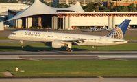 N562UA @ TPA - United 757
