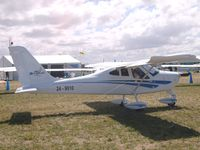 24-9010 @ YMAV - Tecnam Eaglet 24-9010 at Avalon 2015 - by red750