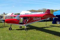 G-CHVS @ EGHP - I.C.P. MXP-740 Savannah XLS Jabiru (1) [BMAA/HB/602] Popham~G 03/05/2014 - by Ray Barber