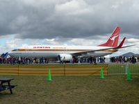 VH-XZP @ YMAV - Boeing 737 VH-XZP at Avalon 2015