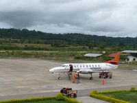 CP-2477 @ CP-2477 - Aerocon CP-2477 preparing to leave Yacuiba to Tarija - by confauna